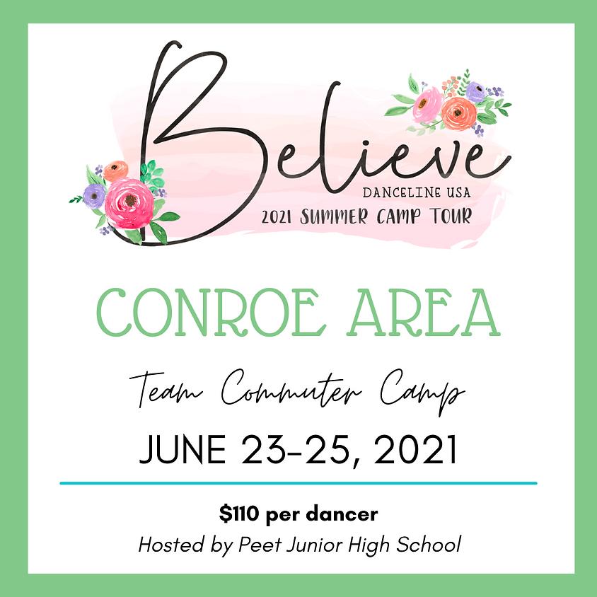 Conroe Area Team Camp