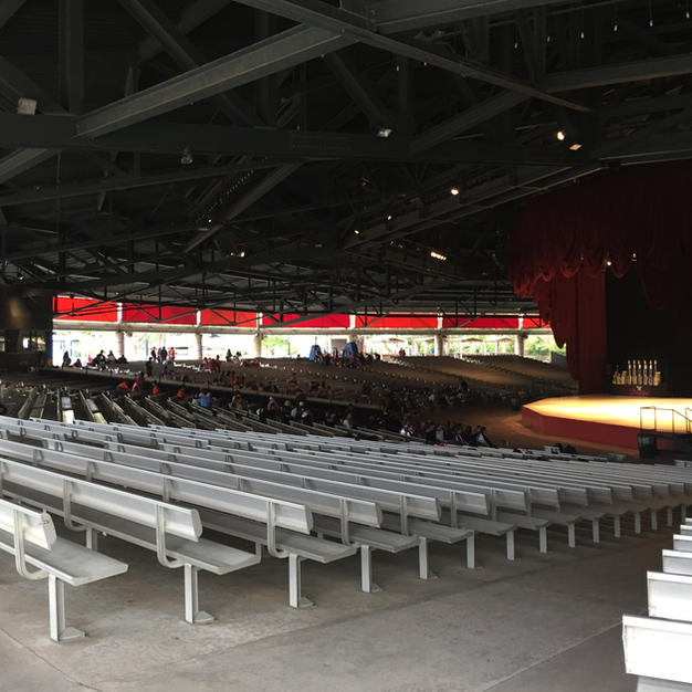 Covered Seating