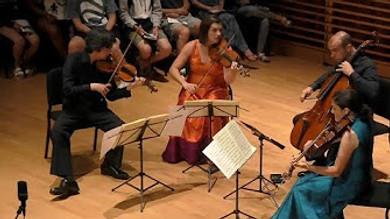 Mendelssohn String Quartet No. 2 in A Minor, Op. 13