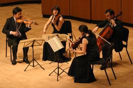 Bienen Winter Chamber Music Festival, 2010