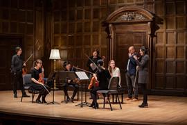 Masterclass at Eastman School of Music, 2019
