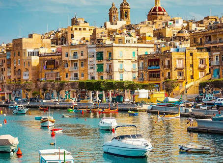 5 Reasons to invest in Maltese Property.