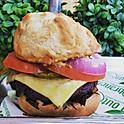 Black Bean Beet Burger