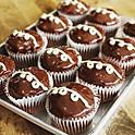Cupcake - Chocolate Cream Filled