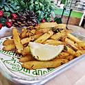 Indian Street Fries