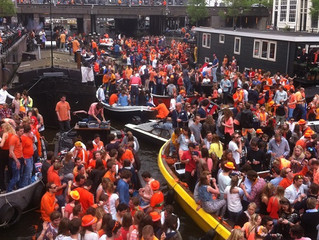 Hup Oranje!!  Let's Take A Leaf Out Of The Dutch Book