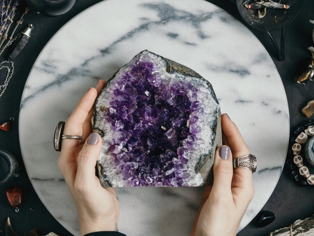 Let's talk about Amethyst!