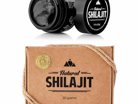 Natural Shilajit Resin and its benefits!