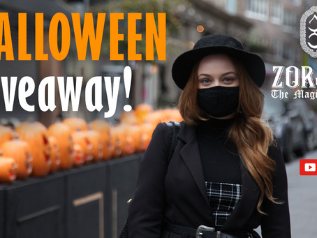 My New York City Halloween Giveaway