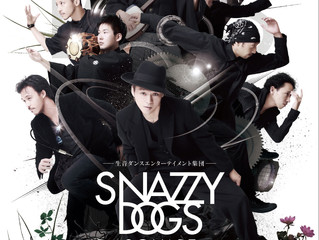 SNAZZY DOGS -SQUARE-福岡東京公演