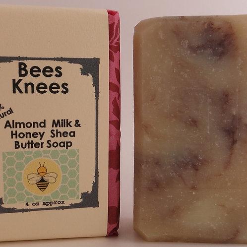 Almond Milk Honey Goatmilk