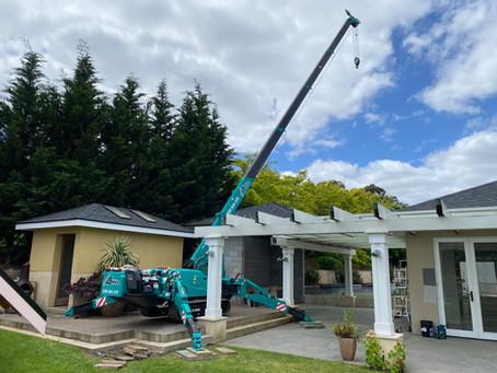 Our Spider Crane Hire Service Across Victoria