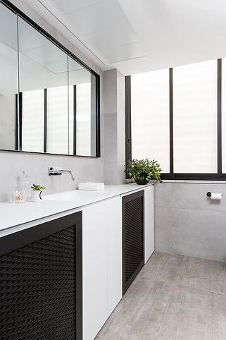חדר אמבטיה אורחים