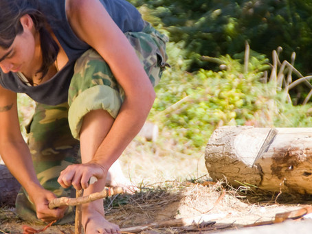 Outdoor Skills Training For Women, By Women - IOLS