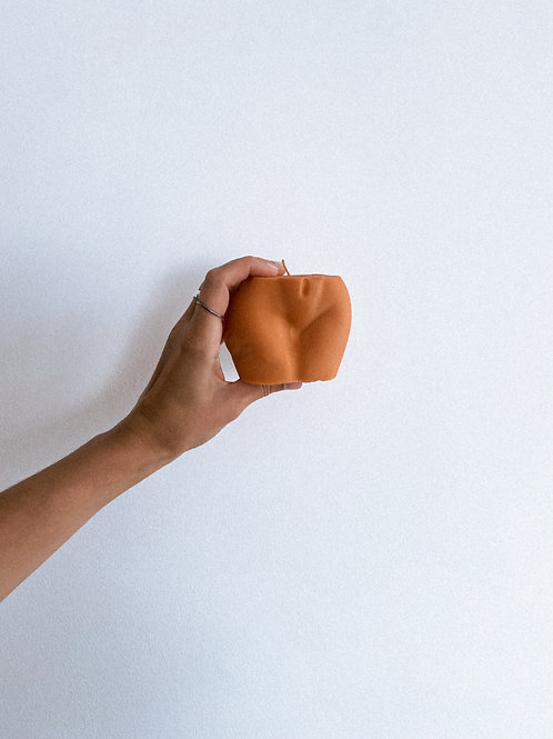 Świeca Sojowa Pupeczka orange