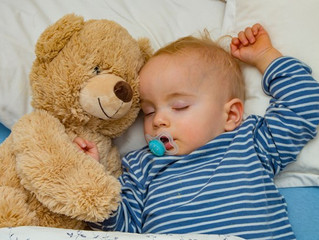 New Idea - How to get bub to sleep at night