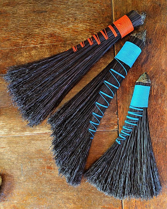 Our first brooms.jpeg