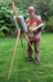Leif og akvarell