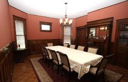 Dining Room Roediger House Winston Salem