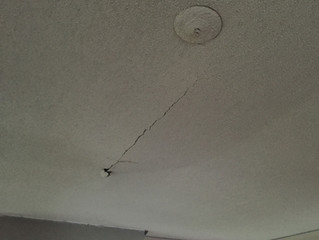 Why is Acoustical Texture on my Plaster Ceiling?