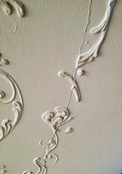 Decorative Foyer before Winston Salem