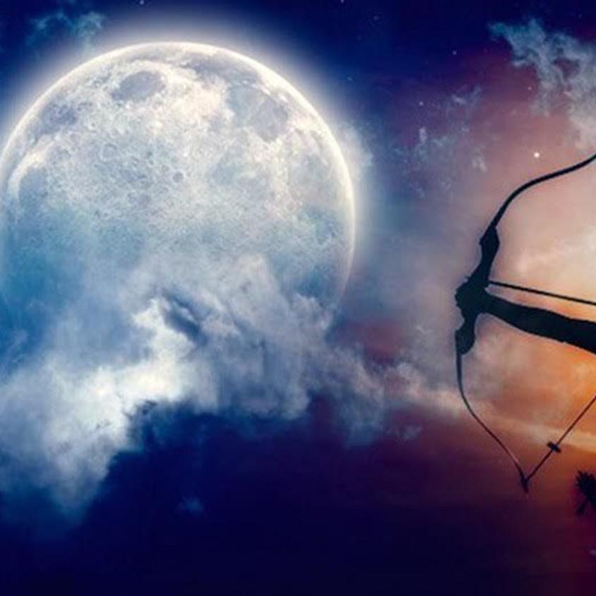 New Moon in Sagittarius Ceremony! December 9th  $25