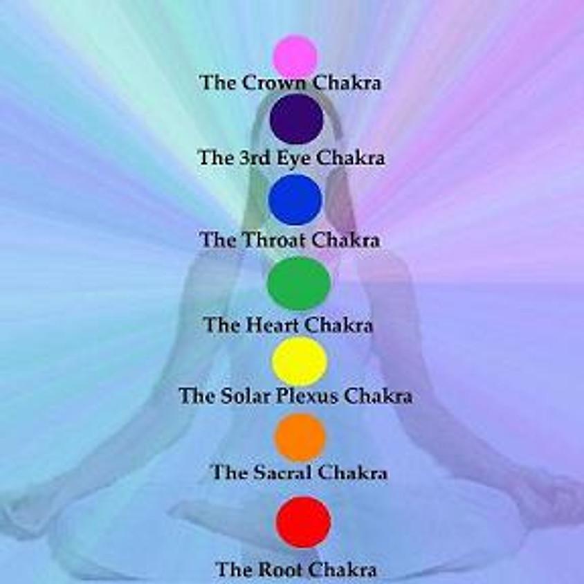 Chakra Balancing and Sound Healing Workshop $30