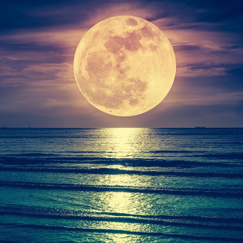 New Moon in Libra Sound Bath Ceremony!     $25