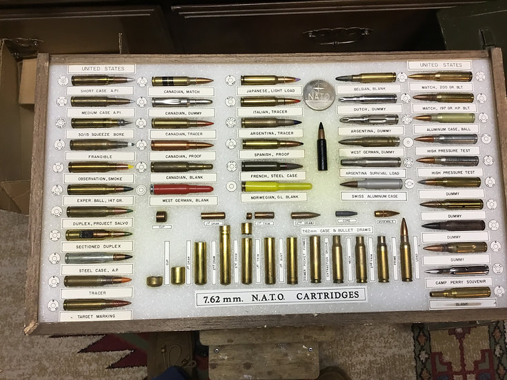 NATO cartridge Collection