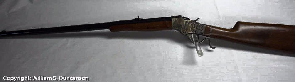 Steven's Model 44 1/2 Rifle