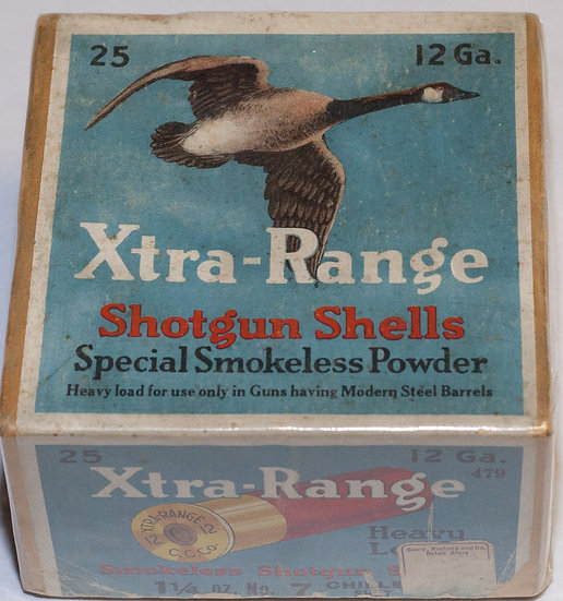 Xtra- Range Shot Shell Box