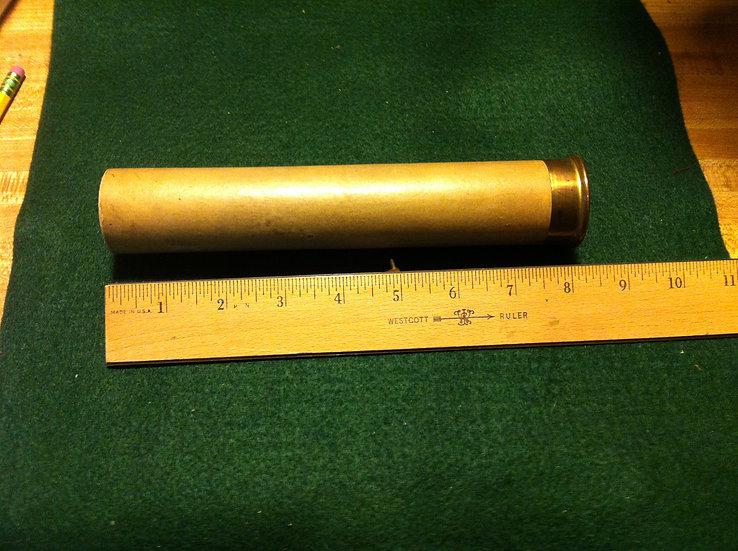 2 Gauge Punt Gun Shell
