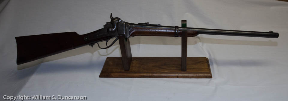 Sharps Model 59. Carbine Rifle