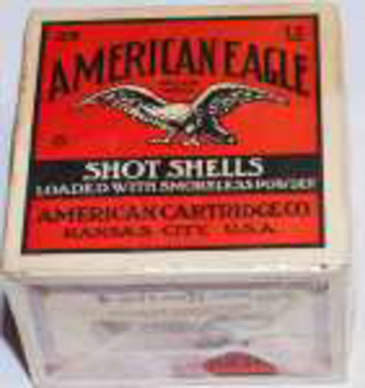 American Eagle Shot Shell Full Box