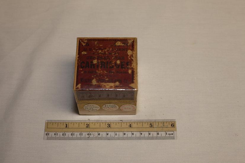 Full box of 25 Winchester Cartridges