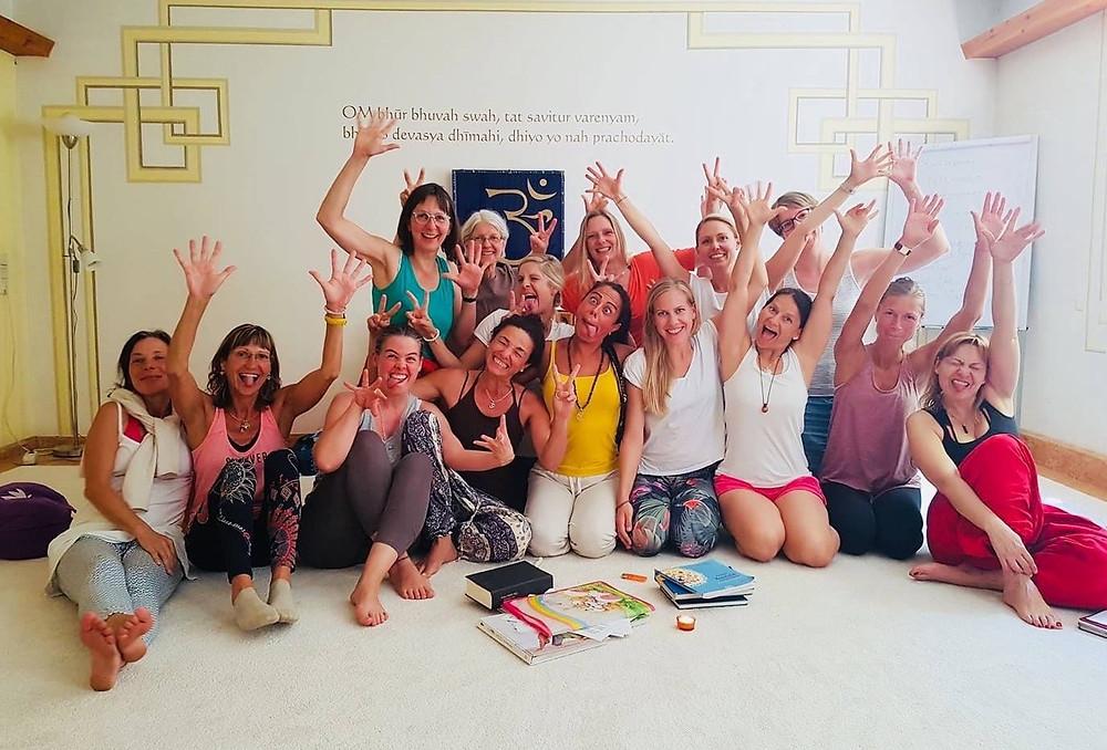 Yoga Vidya Westerwald Yoga Lehrer Weiterbildung Kinderyoga
