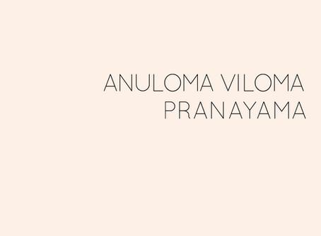 Anuloma Viloma - Wechselatmung