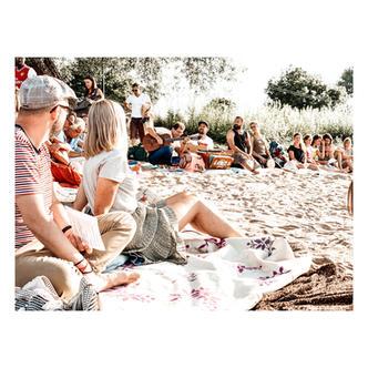 Beach Kirtan - Yoga Meditation Köln