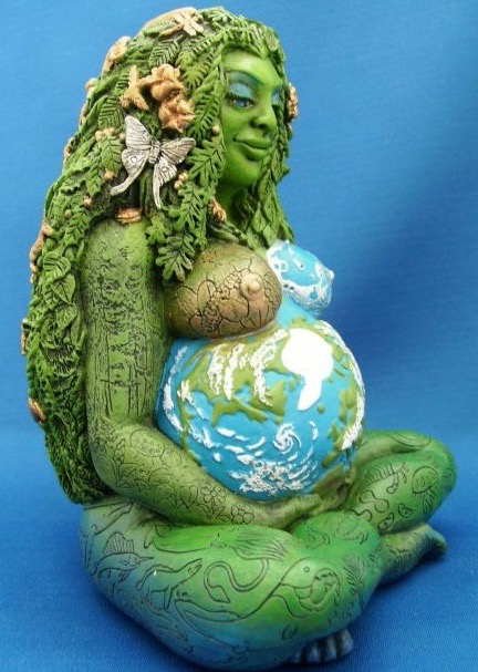 Gaia - Earth Goddess