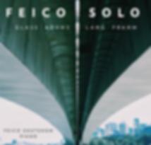Feico Solo CD Feico Deutekom Piano