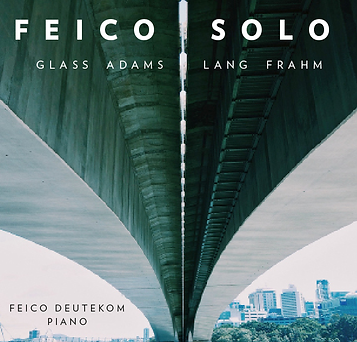 Feico Solo CD Feico Deutekom Piano
