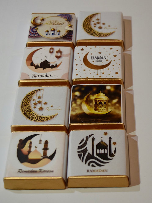Tablette Carré Ramadan 20gr
