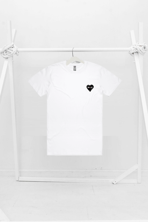 Pro Life Embroidered Tee