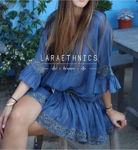 Sonria Boho Tunic Dress