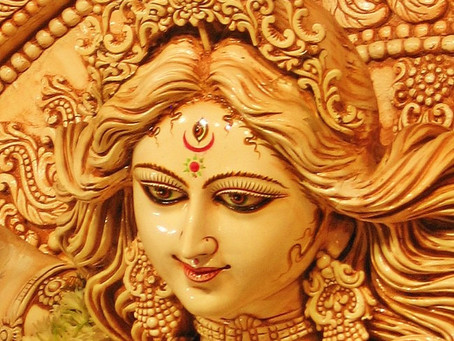 Happy Navratri! Honoring the Universal Mother in Hinduism