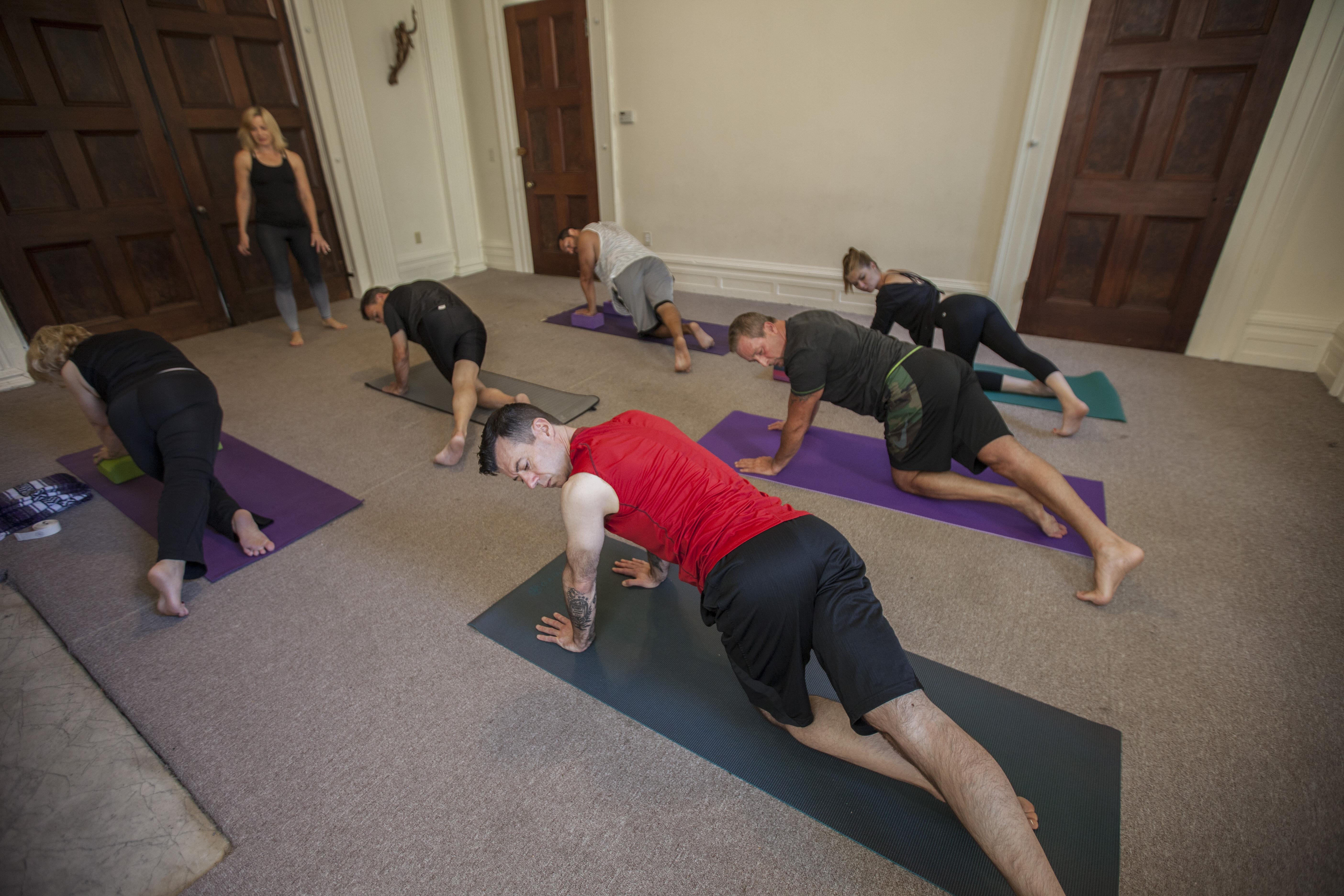 Chilltown Yoga_Barrow Mansion