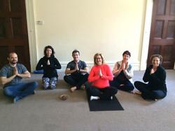Chilltown yogis