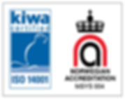 Sykkylven Stål AS ISO 14001 Sertifisering Kiwa