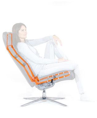 Funksjonssystem utviklet av Sykkylven Stål AS for Møbelindustrien