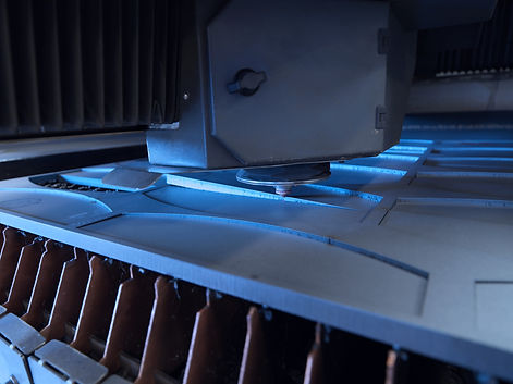 Sykkylven Stål As Laserkutter